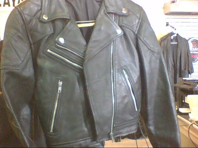 Coat/Jacket LEATHER MOTORCYCLE JACKET