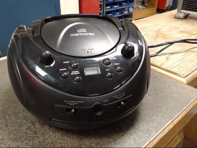 MEMOREX Boom Box MP3221