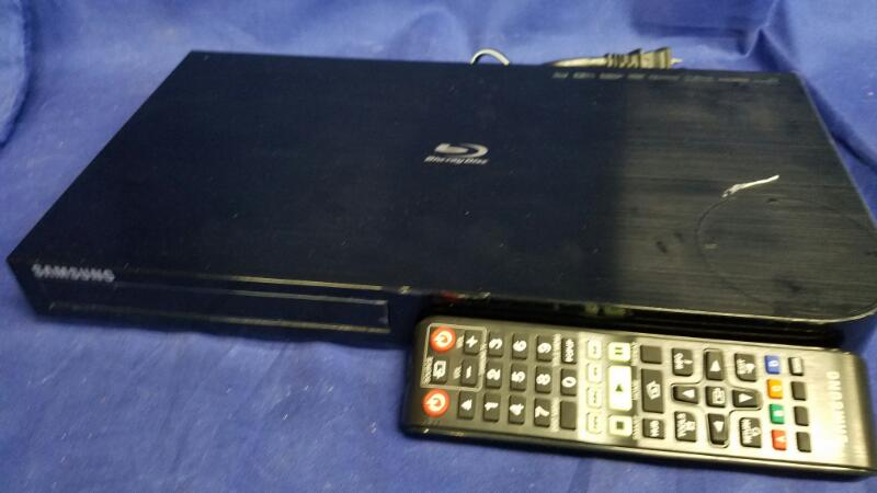 SAMSUNG BD-JM63/ZA 3D BLU-RAY PLAYER WiFi READY