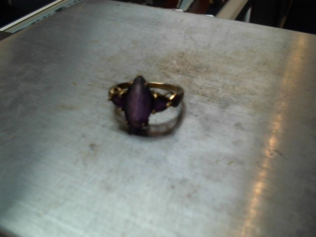 Lady's Gold Ring 10K Yellow Gold 13.9g