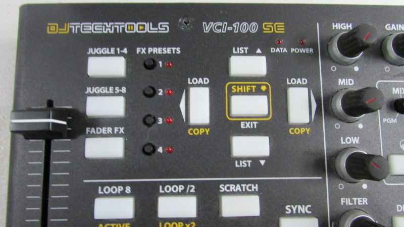 VESTAX Keyboards/MIDI Equipment VCI-100