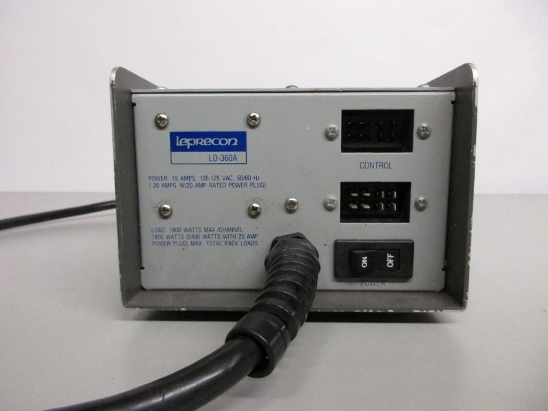 LEPRECON LD-360A DMX DIMMER