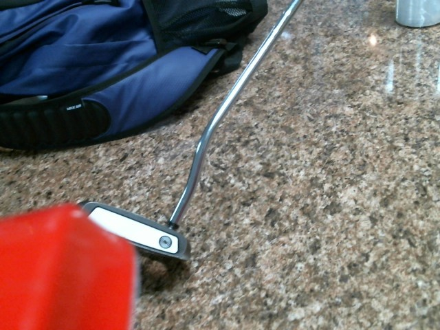 ODYSSEY Putter WHITE ICE PUTTER
