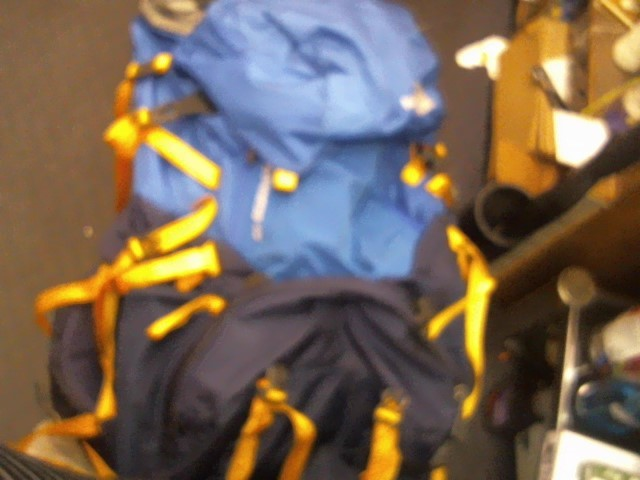 THE NORTH FACE Camping BACK PACK