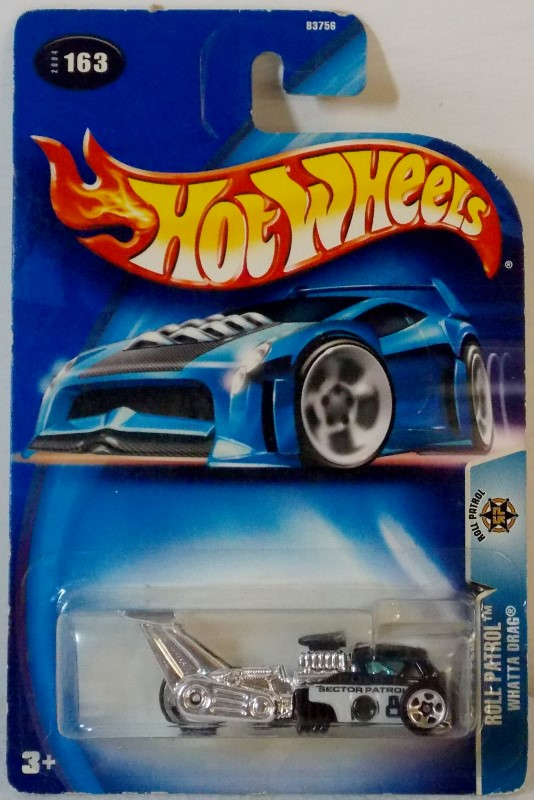 HOT WHEELS: 2004 SERIES, 4 CARS ONLY