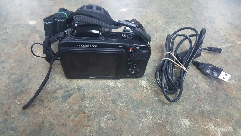 NIKON Digital Camera COOLPIX L330