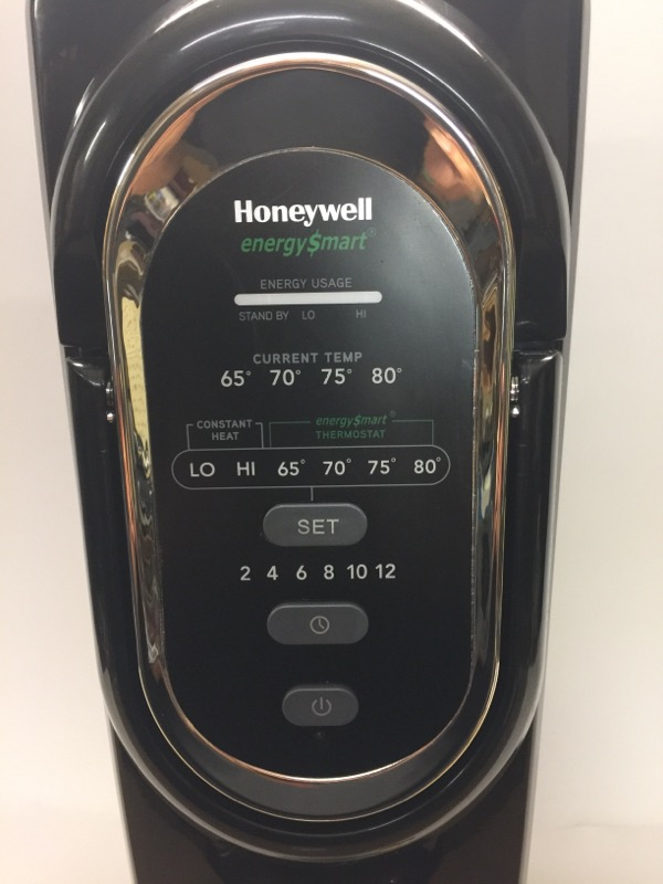 HONEYWELL 1500 Watt Oil-Filled Portable Heater HZ789WMT