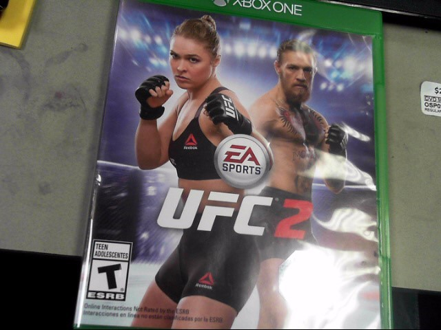 MICROSOFT Microsoft XBOX One Game UFC2