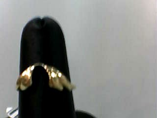 Lady's Gold Ring 14K Yellow Gold 1dwt Size:5.3
