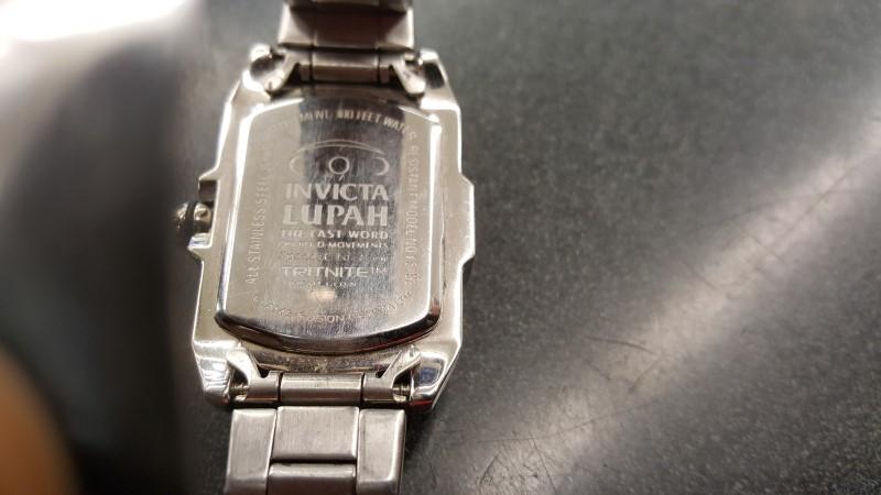 INVICTA Lady's Wristwatch LUPAH 0067