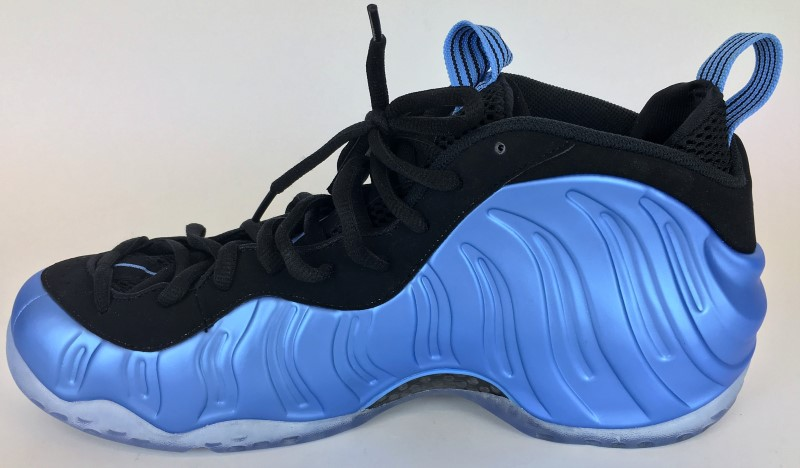 "NIKE Shoes/Boots AIR FOAMPOSITE ONE ""UNIVERSITY BLUE"""