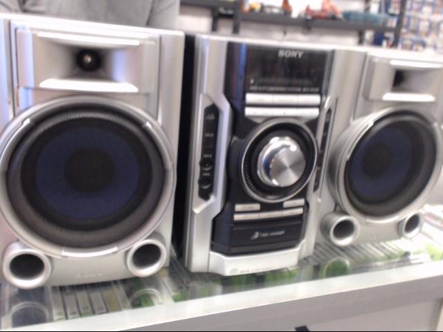 SONY Mini-Stereo HCD-EC55