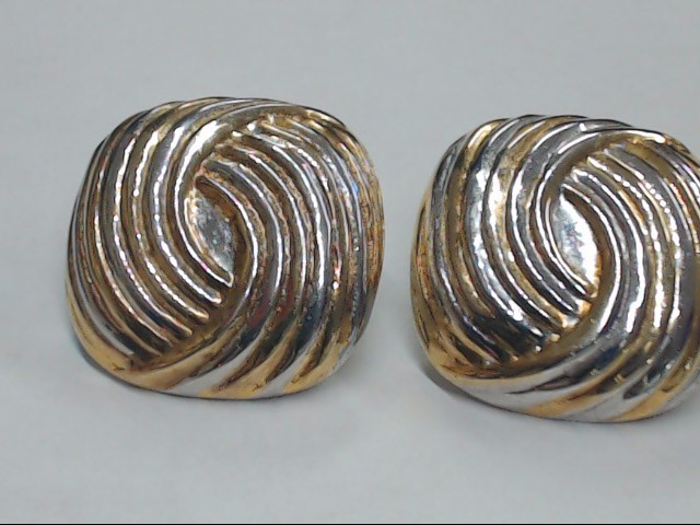 Silver Earrings 925 Silver 8.8g