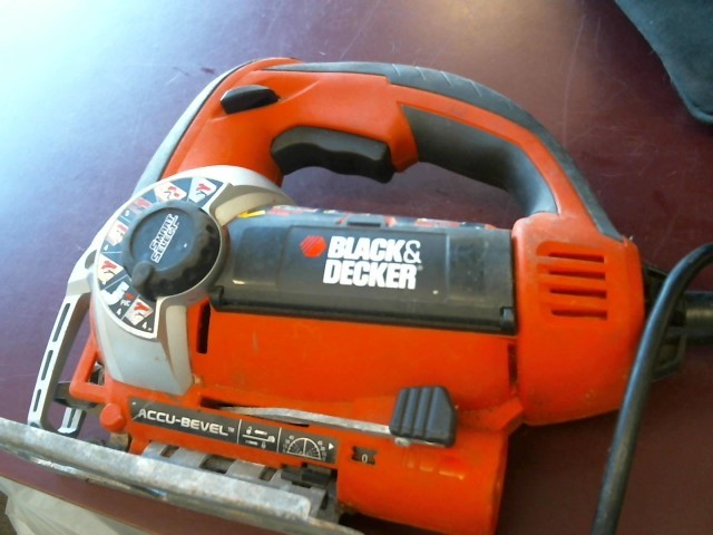 BLACK&DECKER Jig Saw JS660 JIGSAW