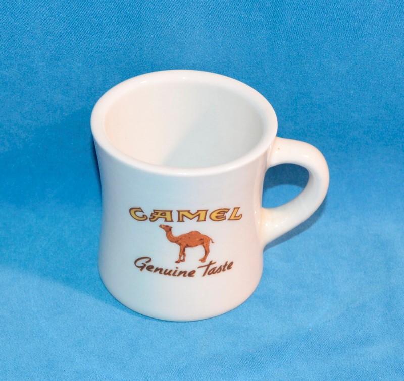 CAMEL CIGARETTS Glassware COFFEE MUG