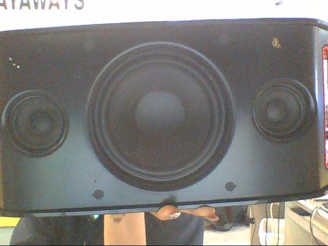 BEATS AUDIO Boom Box BEATBOX PORTABLE