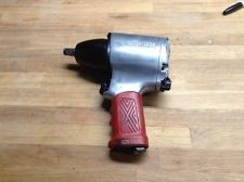 "Husky 1/2"" Impact Wrench H4140 Red Grip"