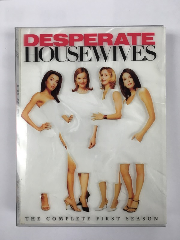 Desperate Housewives: The Complete First Season - DVD Box Set, 2005