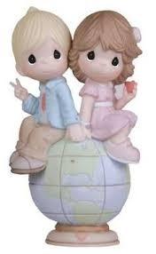 PRECIOUS MOMENTS Collectible Plate/Figurine NONE - GENERIC - PRECIOUS MOMENTS