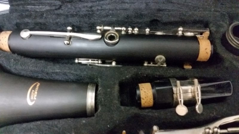 Anthem A-2500 Bb Student Beginner Clarinet w/ Hard Case