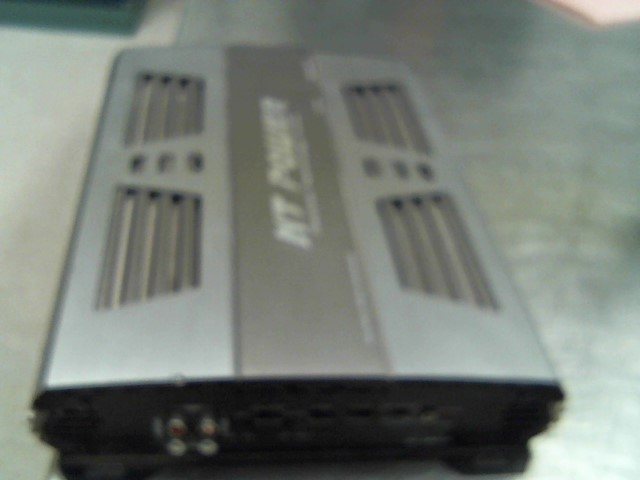NT CAR AMP 200WATT
