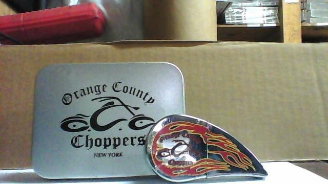 ORANGE COUNTY CHOPPERS Men's Accessory LIGHTER