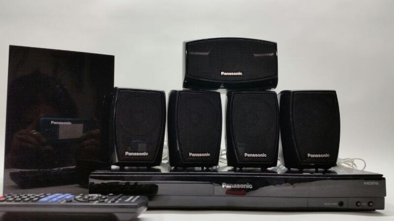 PANASONIC Surround Sound Speakers & System SA-XH70
