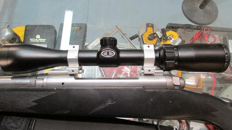 SAVAGE ARMS Rifle 116