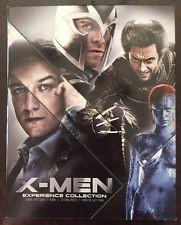 X-Men: Experience Collection DVD(X-Men, X2: X-Men United, X-Men: The Last Stand