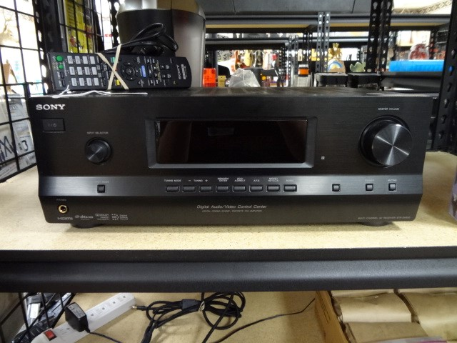 SONY Receiver STR-DH520 with Remote!