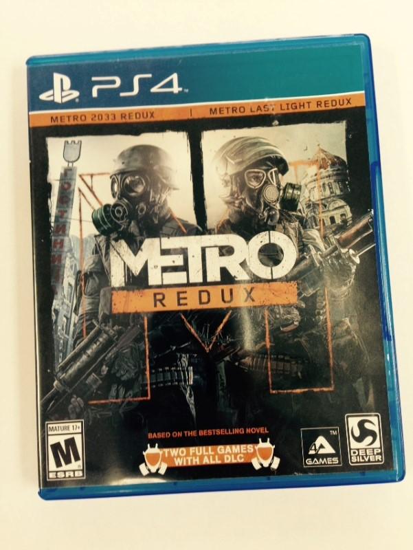 PS4-METRO REDUX