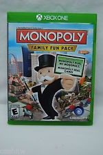 MICROSOFT XBOX ONE MONOPOLY FAMILY FUN PACK
