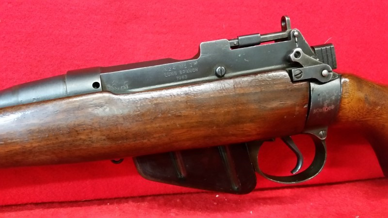 British Enfield No. 4 MK 1 Long Branch - 1943 - 303 British