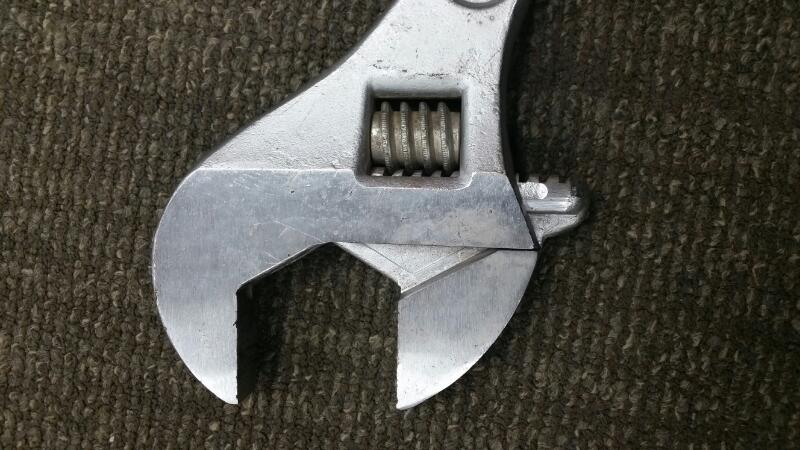 PROTO TOOLS Wrench 724