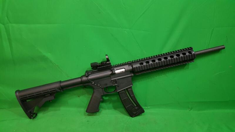 SMITH & WESSON Rifle M&P 15-22