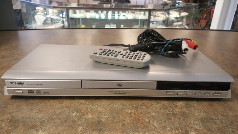 TOSHIBA DVD Player SD-3960SU1