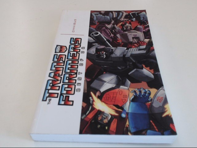 THE TRANSFORMERS BEST OF UK