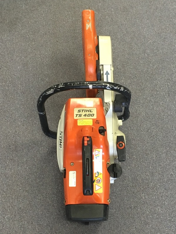 Stihl - TS 400 - Concrete Saw