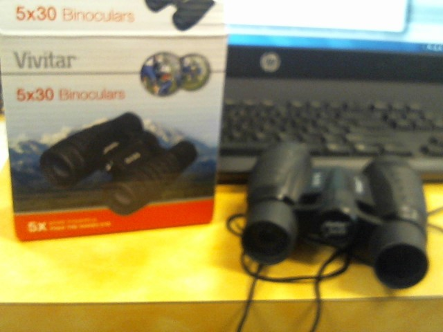 VIVITAR Binocular/Scope 5X30 BINOCULARS