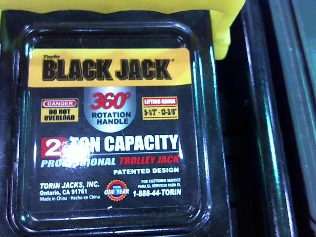 TORIN TOOLS Floor Jack BLACK JACK 2-TON