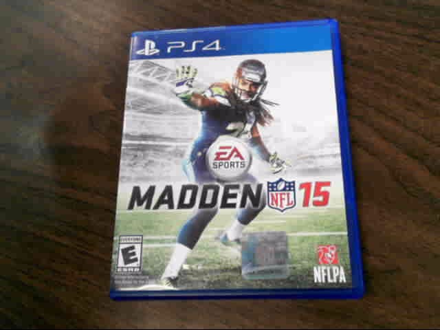 SONY Sony PlayStation 4 Game MADDEN 15 - PS4