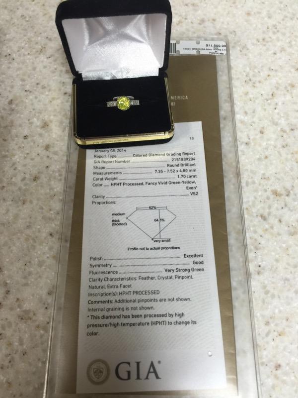 Lady's Diamond Fashion Ring 35 Diamonds 2.04 Carat T.W. 14K White Gold 4.1g