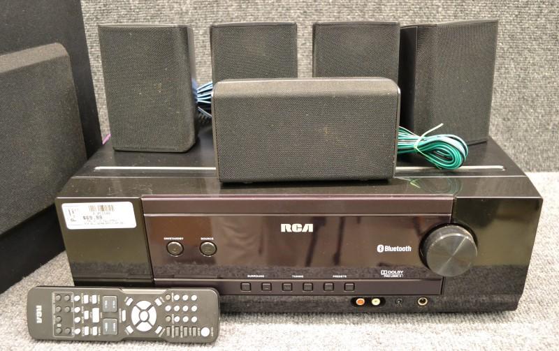 RCA Home Theatre Stereo BLUETOOTH RECEIVER