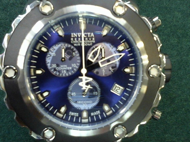INVICTA Gent's Wristwatch SUBAQUA 80516