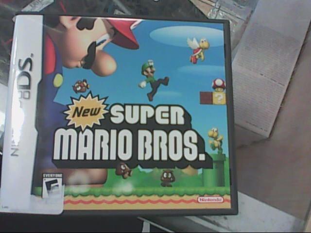 NINTENDO Nintendo DS Game DS SUPER MARIO BROS GAME