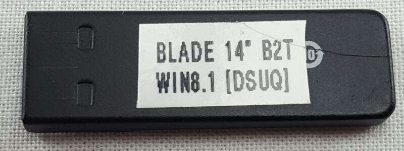 """RAZER RZ09-0116 14"""" TOUCHSCREEN LAPTOP 2.20GHz i7, 8GB RAM, 512GB SSD, GTX 870M"""