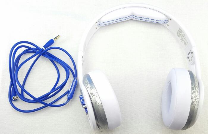 SMS AUDIO STAR WARS R2D2 - 2nd EDITION HEADPHONES