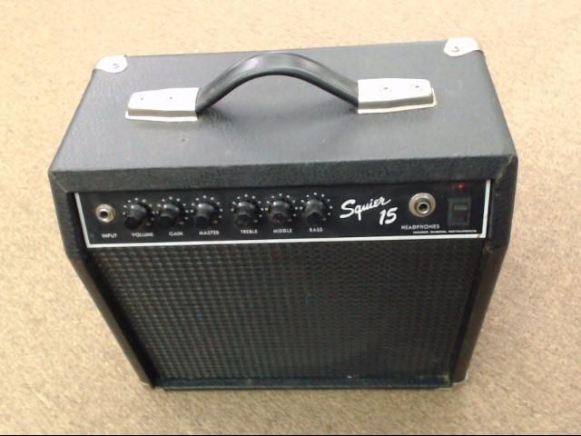 FENDER SQUIER 15 - GUITAR AMP