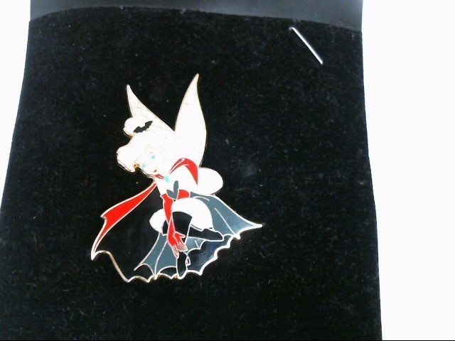 DISNEY Collectible Plate/Figurine TINKERBELL PIN