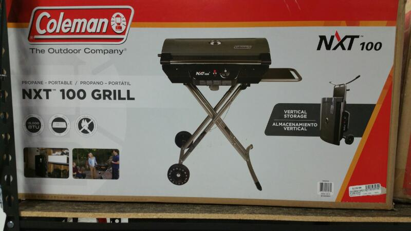 COLEMAN Grill NXT 100 NXT 100